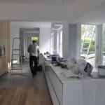 Keuken in aanbouw - door Mariët Hendrikx Interieur Ontwerp